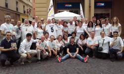2016-05-28 18.40.00 Via Indipendenza-Tutta la squadra 5 stelle