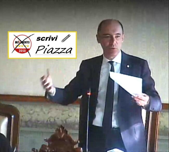 Marco parla in Consiglio + scrivi Piazza